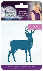 Crafter's Companion - Enchanted Christmas Collection by Sara Davies - Arctic Deer Die