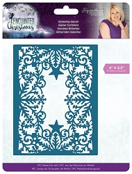 Crafter's Companion - Enchanted Christmas Collection by Sara Davies - Glistening Glacier Die