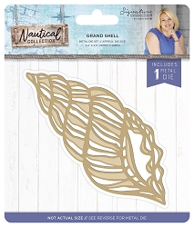 Crafter's Companion - Nautical Collection by Sara Davies - Grand Shell Die