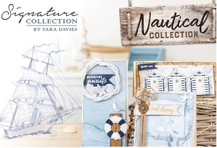 Nautical Collection by Sara Davies