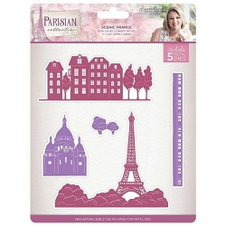 Crafter's Companion - Parisian Collection by Sara Davies - Scenic France Die