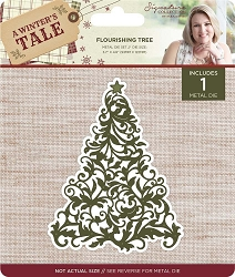 Crafter's Companion - A Winter's Tale Collection by Sara Davies - Flourishing Tree Die