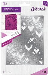 Crafter's Companion - Gemini Collection - Only Love Create-a-Card Die