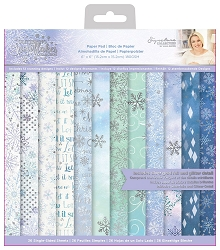 Crafter's Companion - Glittering Snowflakes Collection by Sara Davies - 6