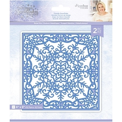 Crafter's Companion - Glittering Snowflakes Collection by Sara Davies - Grande Snowflake Die