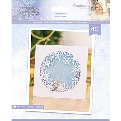 Crafter's Companion - Glittering Snowflakes Collection by Sara Davies - Frosted Flurry Die