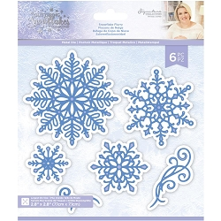 Crafter's Companion - Glittering Snowflakes Collection by Sara Davies - Snowflake Flurry Die