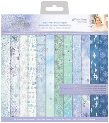 Crafter's Companion - Glittering Snowflakes Collection by Sara Davies - 12