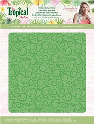 Crafter's Companion - Tropical Collection by Sara Davies - Luxury Paper Pack:  Printed Vellum