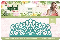Crafter's Companion - Tropical Collection by Sara Davies - Paradise Die