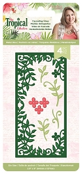 Crafter's Companion - Tropical Collection by Sara Davies - Cascading Vines Die