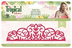 Crafter's Companion - Tropical Collection by Sara Davies - Jungle Vines Die