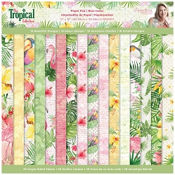 Crafter's Companion - Tropical Collection by Sara Davies - 12