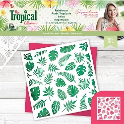 Crafter's Companion - Tropical Collection by Sara Davies - Rainforest 6