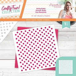 Crafter's Companion - Crafty Fun! Collection by Sara Davies - Going Dotty 6