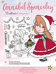 Crafter's Companion - Making Spirits Bright Annabel Spenceley Clear Stamps