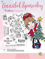 Crafter's Companion - From Our Home To Yours Annabel Spenceley Clear Stamps