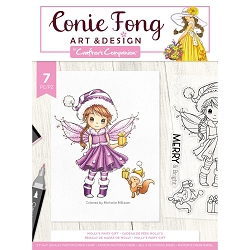 Crafter's Companion - Molly's Fairy Gift by Connie Fong