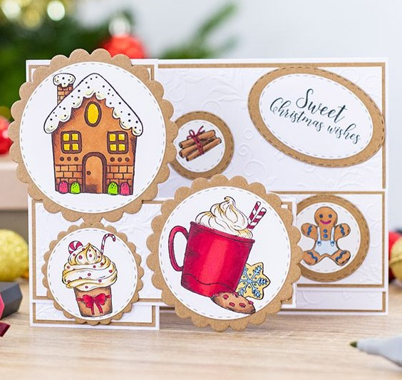 Crafter's Companion - Christmas stamps