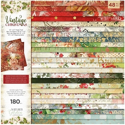 Crafter's Companion - Vintage Christmas Nature's Garden - 12