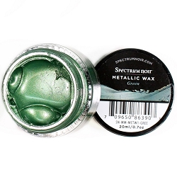 Crafter's Companion - Green Spectrum Noir Metallic Wax