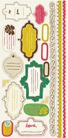 Crate Paper-Cottage Collection-Journal Stickers