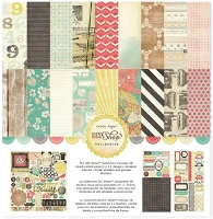 Crate paper - DIY Shop Collection - Collection Kit