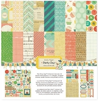 Crate paper - Party Day Collection - Collection Kit