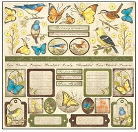 Song Birds Collection by Debbie Mumm