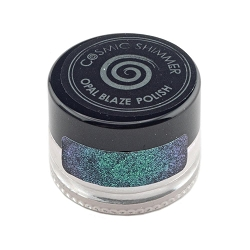 Creative Expressions - Cosmic Shimmer Opal Blaze - Teal Raspberry