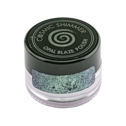 Creative Expressions - Cosmic Shimmer Opal Blaze - Turquoise Peach