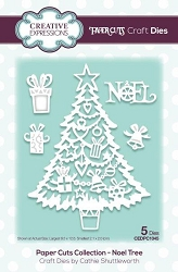 Creative Expressions - Die - Paper Cuts Collection Noel Tree
