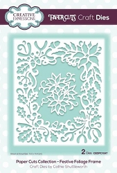 Creative Expressions - Die - Paper Cuts Collection Festive Foliage