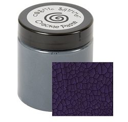 Cosmic Shimmer Crackle Paste - Regal Purple