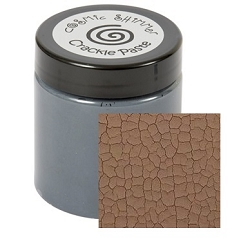 Cosmic Shimmer Crackle Paste - Smooth Caramel