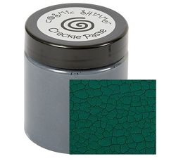 Cosmic Shimmer Crackle Paste - Forest Green