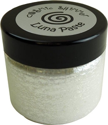 Cosmic Shimmer Luna Paste - Moonlight Pearl