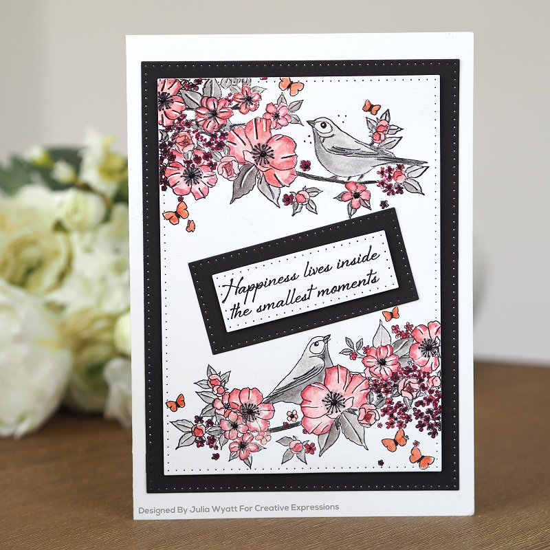 Creative Expressions - Designer Boutique stamps
