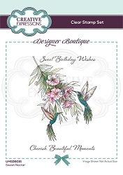 C.E. Designer Boutique - Clear Stamp - Sweet Nectar by Pink Ink Designs