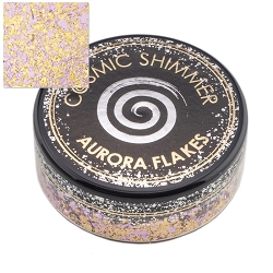 Creative Expressions - Morning Blush Cosmic Shimmer Aurora Flakes