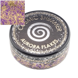 Creative Expressions - Purple Dawn Cosmic Shimmer Aurora Flakes