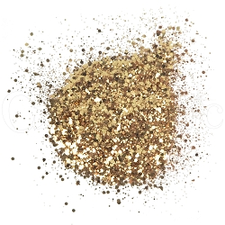 Creative Expressions - Cosmic Shimmer Glitterbitz - Sahara Gold