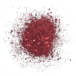 Creative Expressions - Cosmic Shimmer Glitterbitz - Apple Red