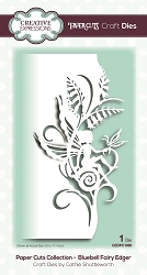Creative Expressions - Paper Cuts Bluebell Fairy Edger Die