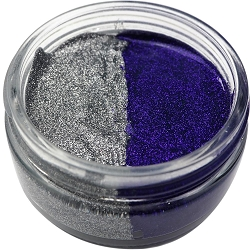 Creative Expressions - Cosmic Shimmer Glitter Kiss Duo - Lilac Frost