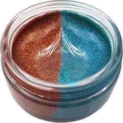 Creative Expressions - Cosmic Shimmer Glitter Kiss Duo - Summer Beach
