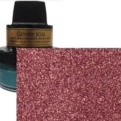 Creative Expressions - Cosmic Shimmer Glitter Kiss - Rose Copper