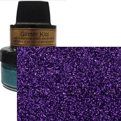 Creative Expressions - Cosmic Shimmer Glitter Kiss - Light Purple