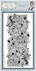 Creative Expressions - Cling Stamp - Sentimetally Yours Botanica by Phill Martin