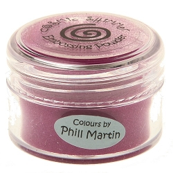 Creative Expressions - Cosmic Shimmer Embossing Powder - Purple Paradise by Phill Martin